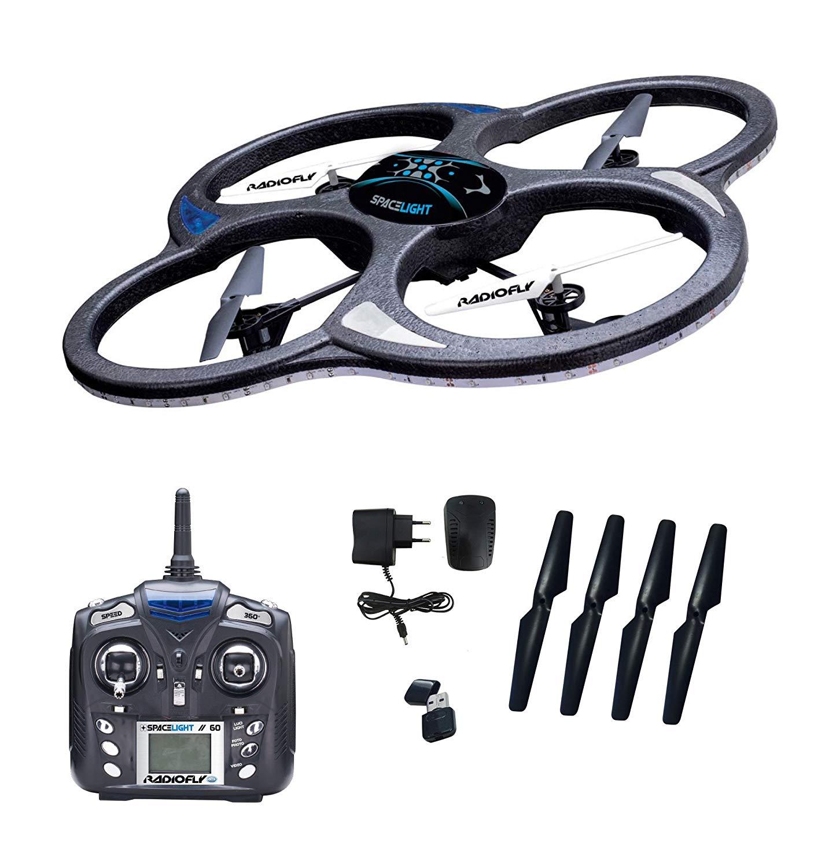 Droni Radiofly